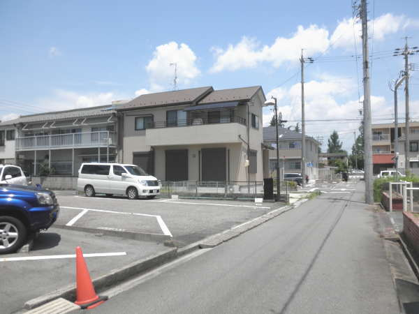 松降 第2 駐車場( 13台 )