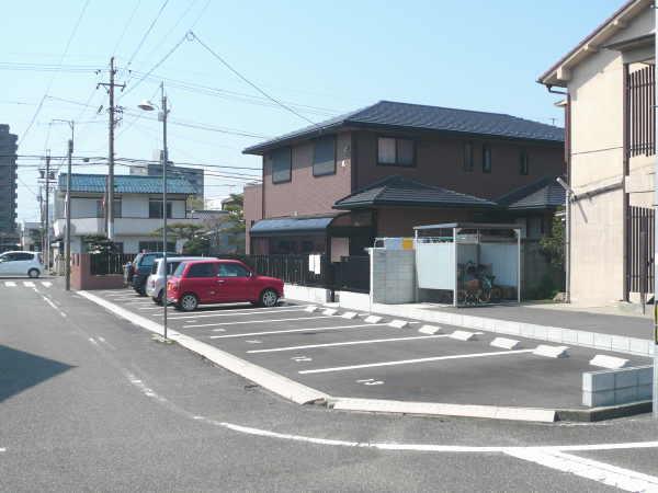 桜 第4 駐車場( 11台 )