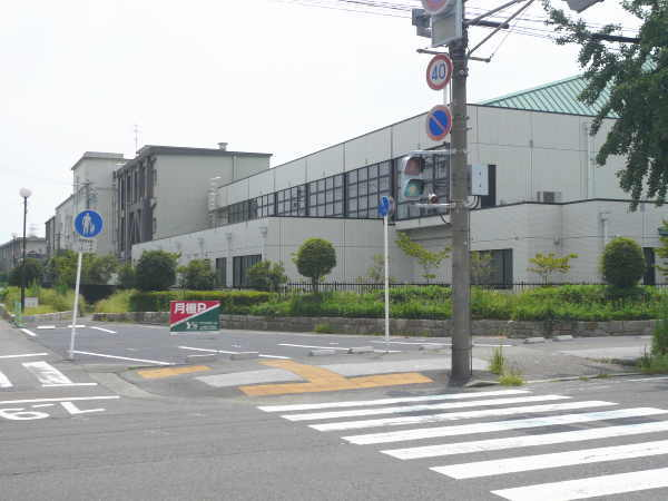 市民病院前 第1 駐車場  廃止