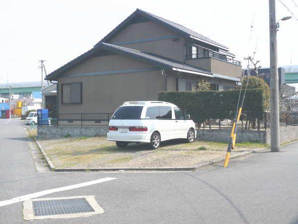 島崎 第2 駐車場( 4台 )