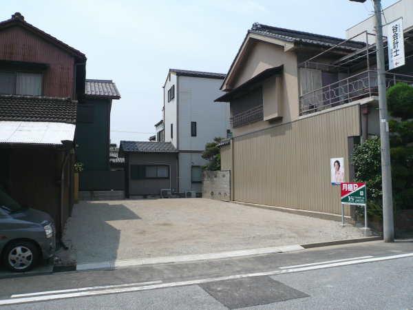 松降 第5 〔西〕駐車場( 4台 )