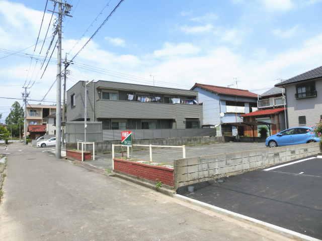 松降 第6 駐車場( 13台 )  ☆..:*:・゜ 夜間灯設置済み ゜・:*:..☆..:*:・゜',。・:*
