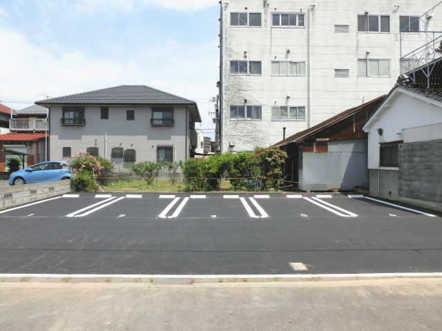松降 第10 駐車場( 5台 )   ☆☆ 新設駐車場 ☆☆  契約者募集中!!!