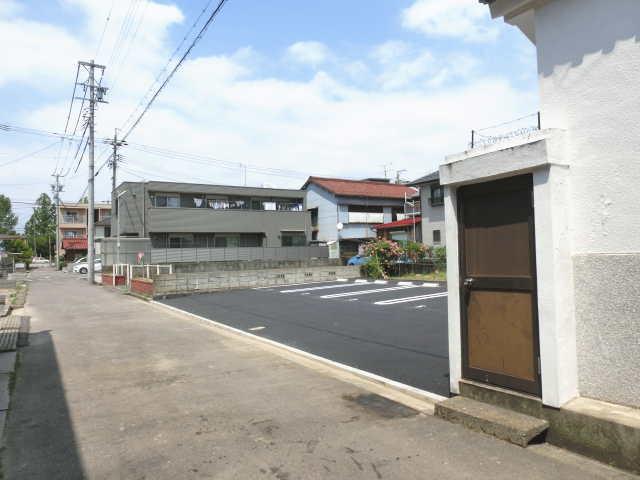 松降 第10 駐車場( 5台 )