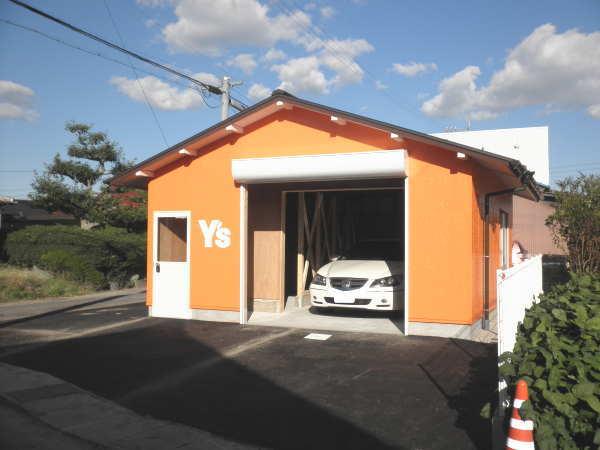 高田 第1 駐車場( ガレージ・倉庫 ) 【 一括貸し 】   《《 仲介手数料不要:貸主 》》