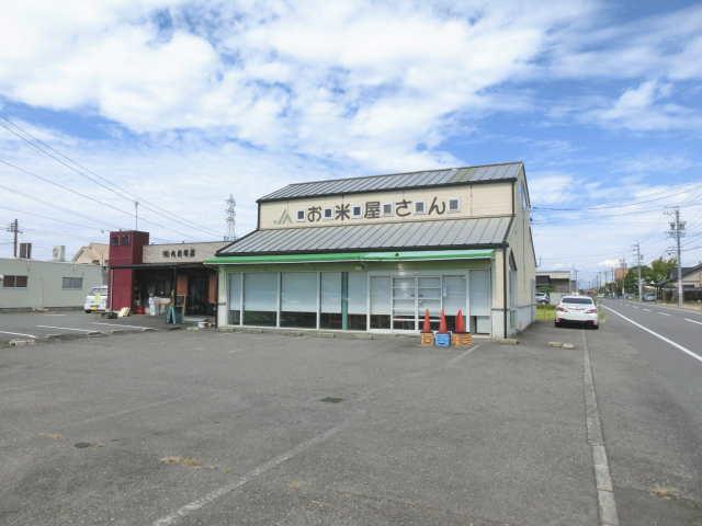 貸店舗・事務所:一宮市浅野字赤見前 〔 約38.96坪 〕 ※幹線道路沿い